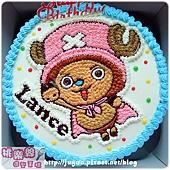 海賊王:喬巴卡通造型蛋糕_8吋:880元/10吋:1180元/12吋:1680元_NO.001