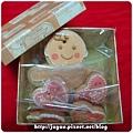 桃樂絲手繪餅乾>糖霜餅乾/翻糖餅乾-婚禮小物、彌月禮盒、收口水餅乾、收涎餅乾、留言餅乾、寫字餅乾-量身客製 .JPG