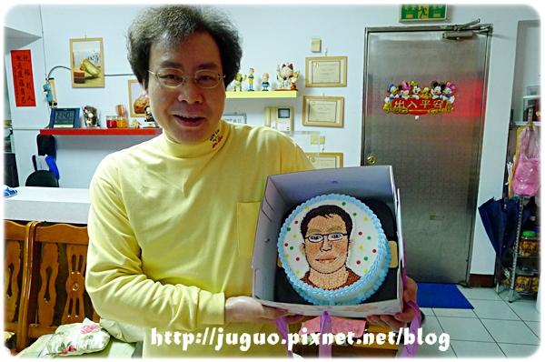 奶油造型裝飾蛋糕_客製_手繪擬真肖像蛋糕_6吋:1200元/8吋:1500元/10吋:1800元/12吋:2600元