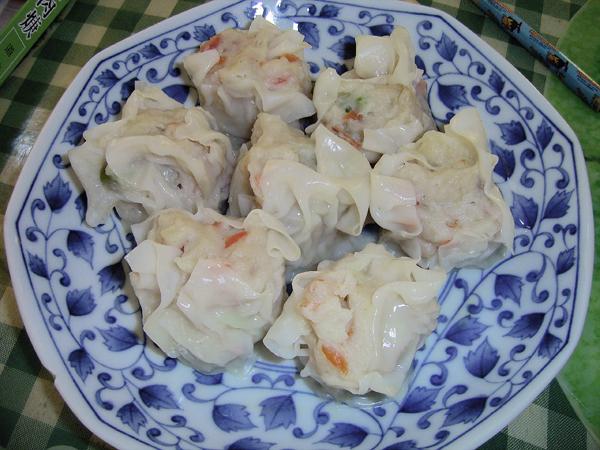竹筍控肉飯、香菇肉羹飯、燒賣