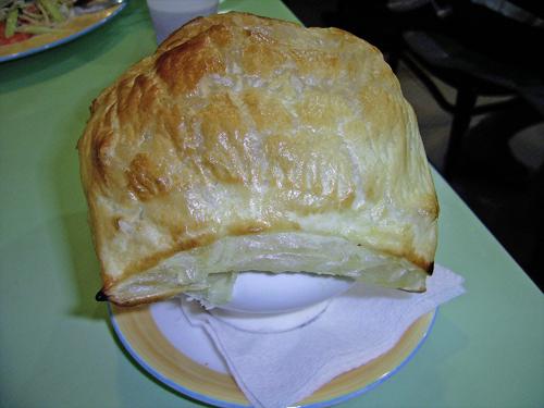 叉子義大利麵