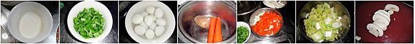 義大利肉醬麵、玉米濃湯