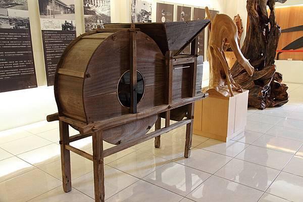 希諾奇台灣檜木博物館