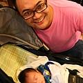 堯敦和他的二公子