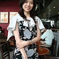 wanju in Starbucks