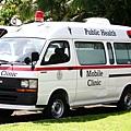 職業病: 救護車
