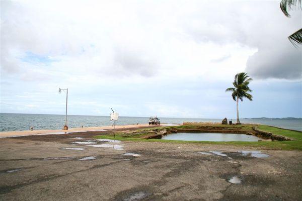T dock