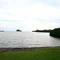 David開車帶我和Wanju去大島逛: Babeldaob Island
