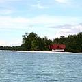 Carp Island到了