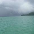 一下子就風雲變色,浪也大了起來