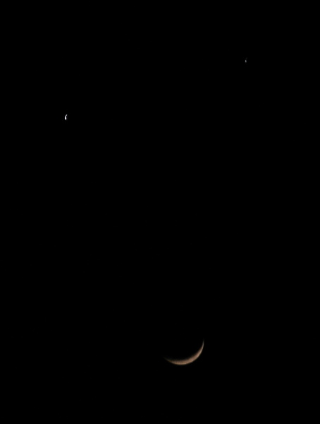 Smiling Moon