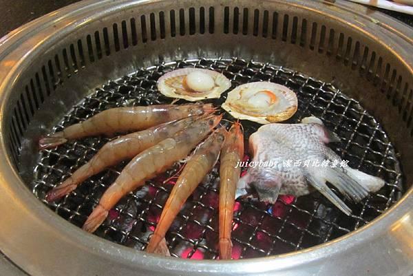 【桃園楊梅】賀野無煙碳烤燒肉吃到飽