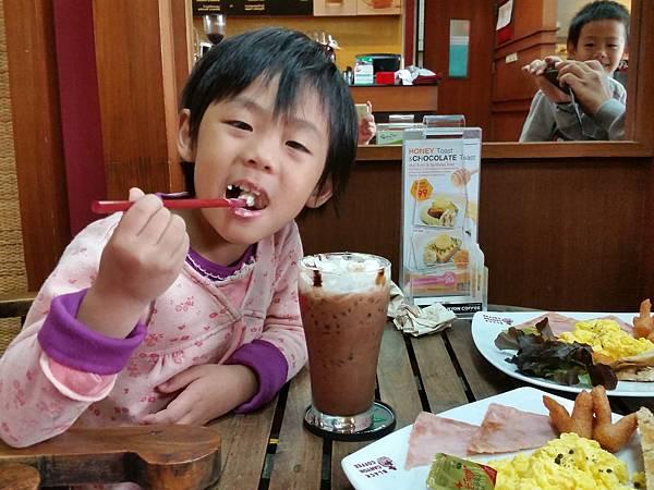 清邁機場/BLACK CANYON COFFEE早餐