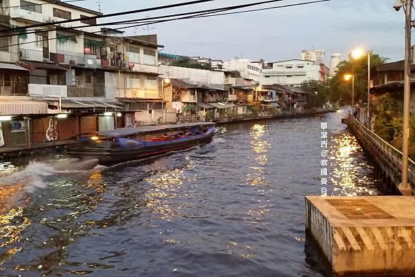 曼谷/水路交通船