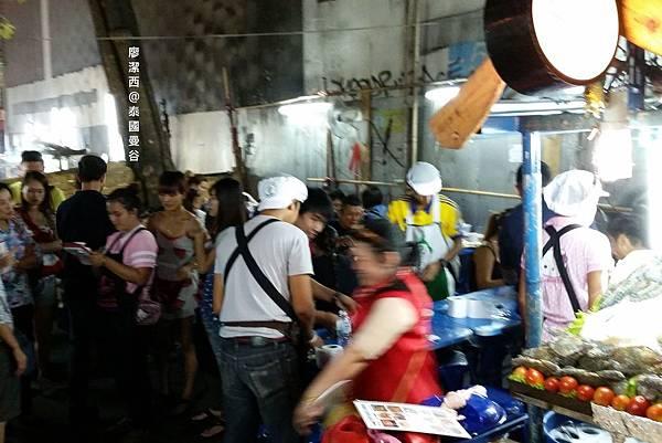 曼谷/海鮮大排檔