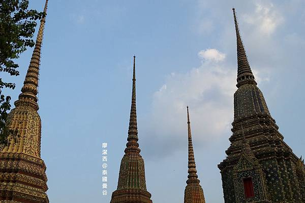曼谷/臥佛寺