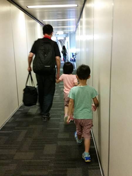 2015/05 出發前往墨爾本