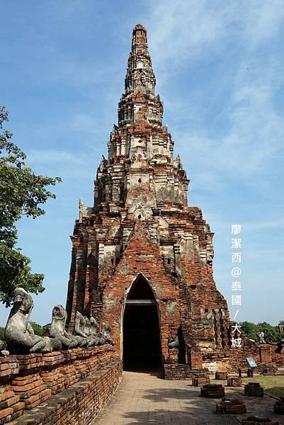 泰國/Ayutthaya
