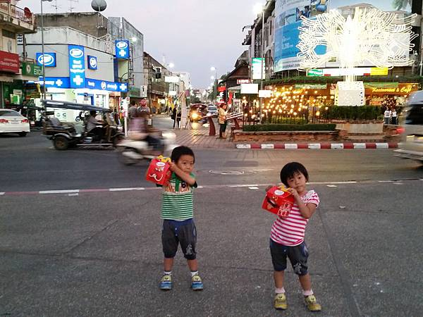 清邁/Tha Phae Gate