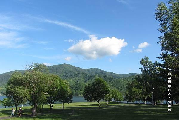 北海道/幾寅湖