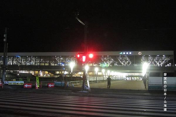 北海道/旭川車站