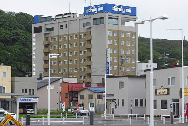 北海道/稚內駅