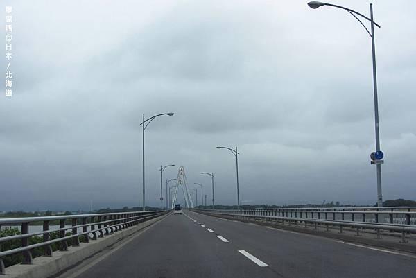 北海道/往小樽的路上