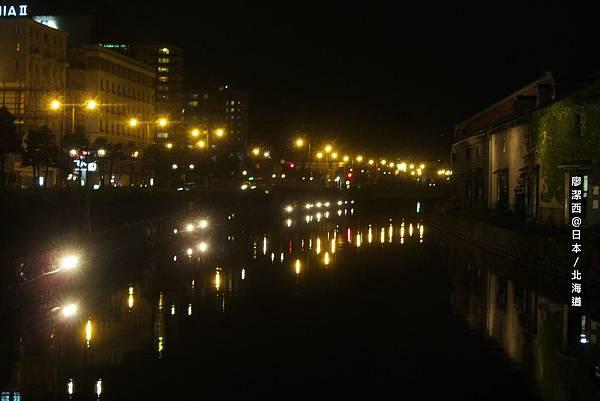北海道/小樽運河