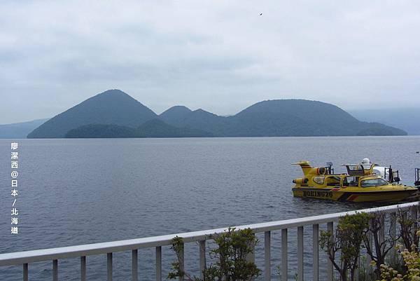 北海道/洞爺湖畔散步