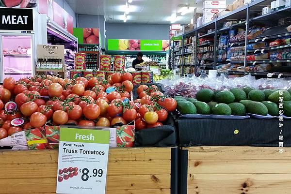 澳洲/VIC大洋路上的Liquor超市