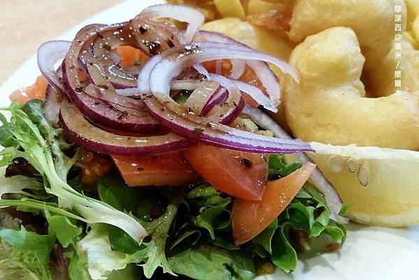 澳洲/VIC大洋路上的Apollo Bay Seafood Cafe
