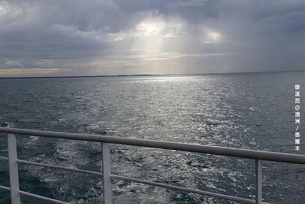 從吉隆搭渡輪到摩寧頓半島