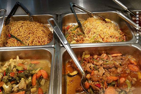 墨爾本/K mart美食街晚餐