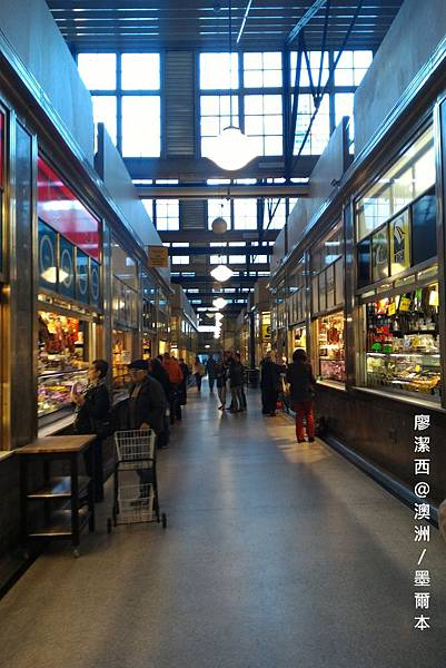 墨爾本/Queen Victoria Market