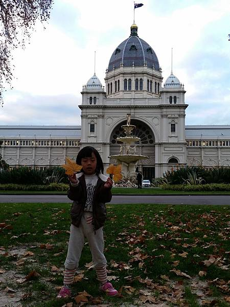 墨爾本/Royal Exhibition Building