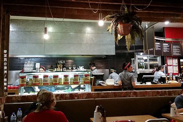 墨爾本/Grill'd Burgers