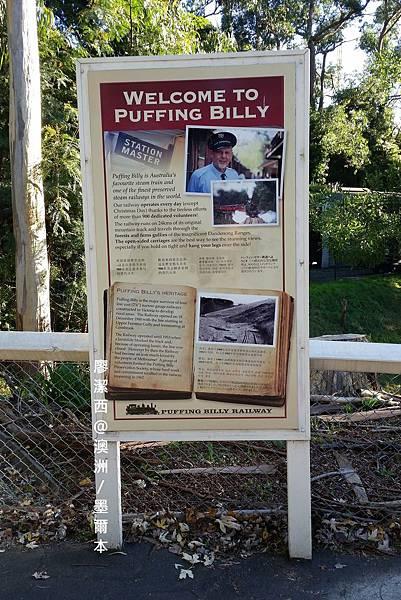 墨爾本/前往Puffing Billy
