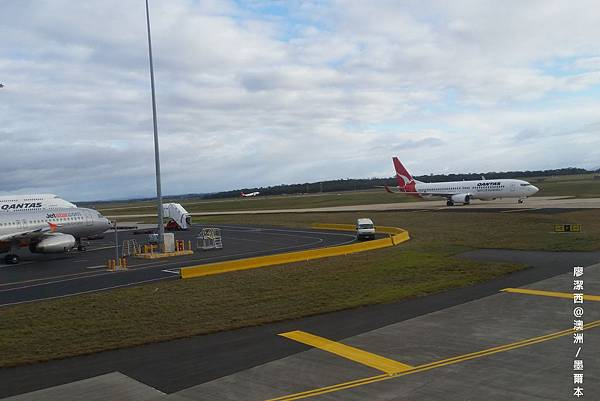 澳洲/Melbourne Airport