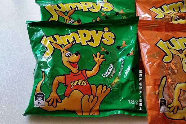 澳洲袋鼠餅乾