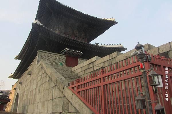 【韓國/首爾】興仁之門