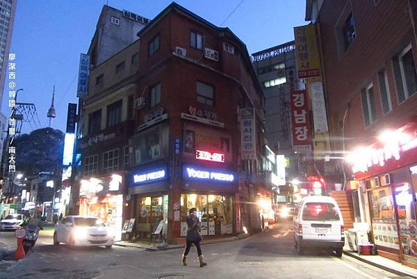 首爾/Pomato Spoon小吃店