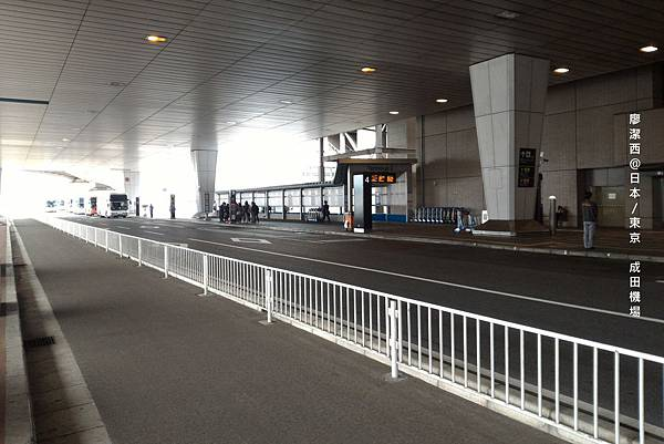 2016/04 東京成田機場