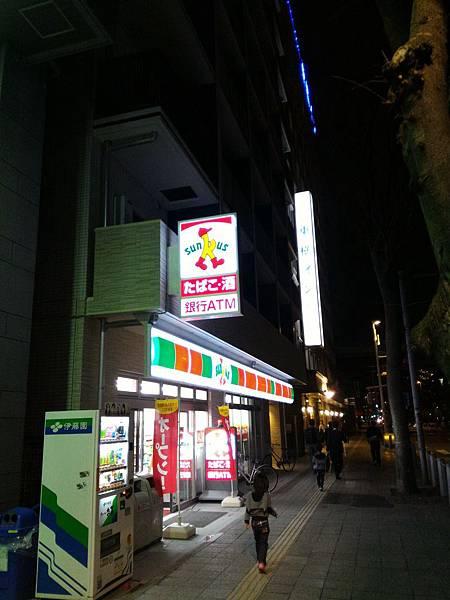 2016/04日本/埼玉 東橫INN 埼玉新都心