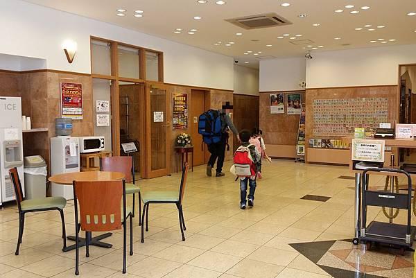 2016/04日本/宇都宮 東橫INN宇都宮站前