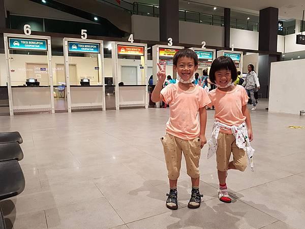 【馬來西亞/吉隆坡】吉隆坡國際機場第二航廈KLIA2