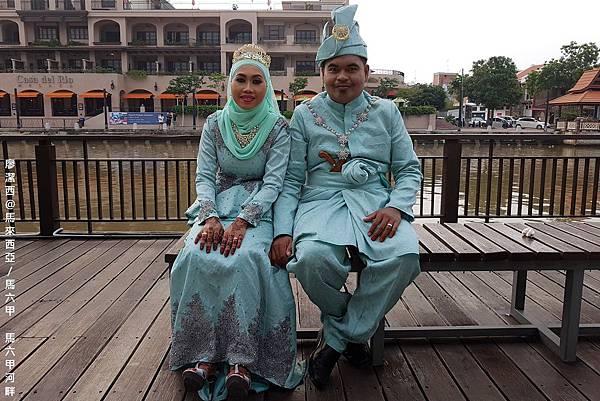 【馬來西亞/馬六甲】馬六甲河畔