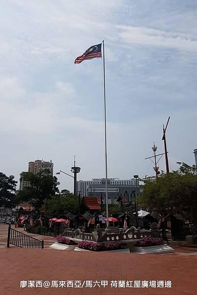 【馬來西亞/馬六甲】從荷蘭紅屋廣場走回飯店
