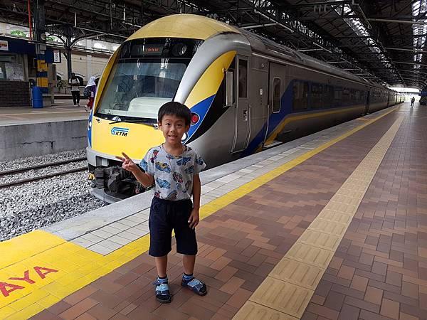 【馬來西亞/吉隆坡】百年老車站