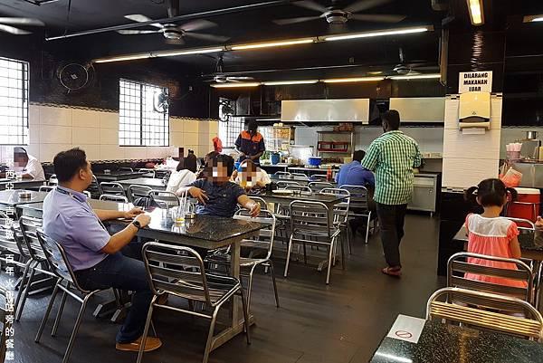 【馬來西亞/吉隆坡】百年老車站旁的餐廳