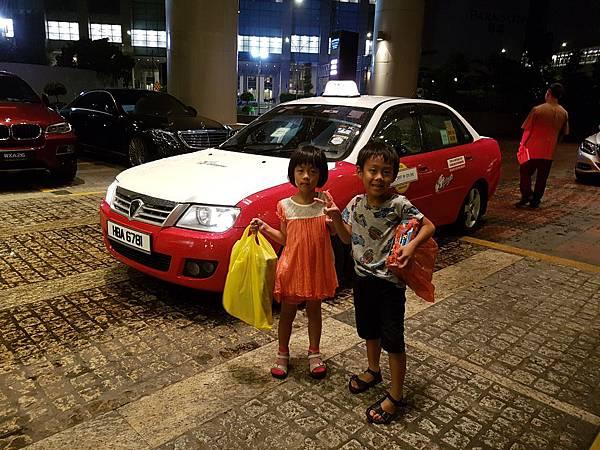 【馬來西亞/吉隆坡】搭車回飯店